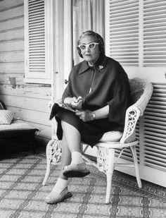 Victoria Ocampo, fundadora de la revista literaria 'Sur'.