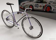 Porsche Bike la bicicleta citadina inspirada en el 911