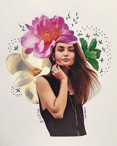 9c16b6ab9d3e1797220ea316c9965a97--kate-rabbit-collage-flower-collage.jpg (640×799)