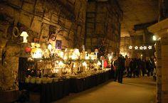 valkenburg caves - Netherland Christmas Market