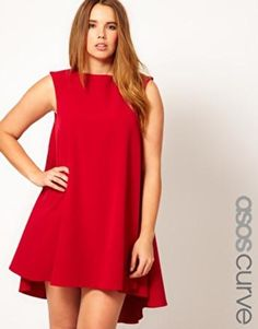 What are the best dress shapes for #plussize women? {BLOG POST}