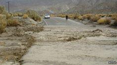 California tests natural disaster early warning system