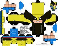 boneco de papel lego - Pesquisa Google