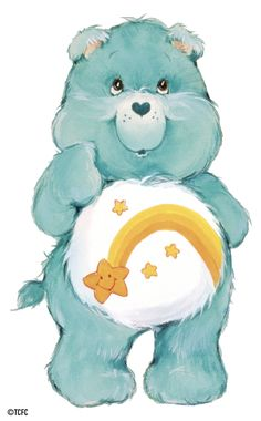 Care Bears: Wish Bear