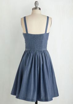 New England Girl in Town Dress | Mod Retro Vintage Dresses | ModCloth.com