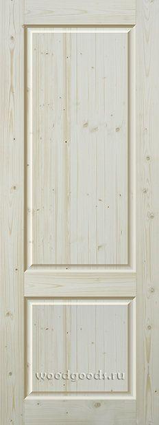 Межкомнатные деревянные двери под покраску ДГФ-ПП