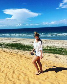 Look de praia ❤️