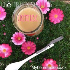 """Crème dessert """"aux spéculos"""" façon Danette (Thermomix ou pas))"""