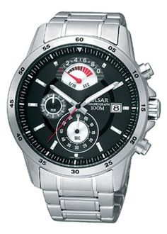Pulsar Men's PS6019 Chronograph Watch Pulsar. $77.79. Luminous hands and markers. Date calendar. Chronograph. Silver-tone. Water-resistant to 100 M (330 feet)