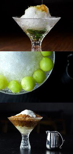 大人のかき氷