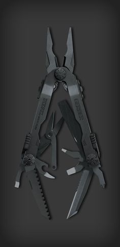 Gerber Multi-Tool - Matte Black, they're one of the originals besides Leatherman and still in the game...
