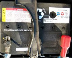 How to change a car battery http://learn.walmart.com/Auto/Articles/Batteries/How_to_change_a_car_battery/4131/