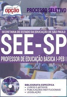 Apostila Peb I See Sp Professor Professor Educacao Concurso