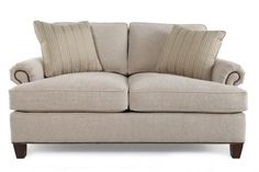 BHT-B7865B - Bernhardt Cassandra Loveseat | Mathis Brothers Furniture