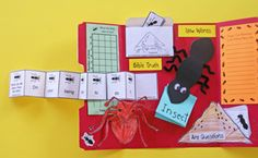 Ants Lapbook - use with Ants! They are Hard Workers Imagine It Story
