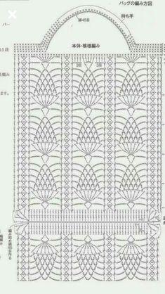 Best 11 Great crochet woven bag designs step by step - SkillOfK .- Best 11 Grandiosos diseños de bolsas tejidas a crochet paso a paso – SkillOfK… Best 11 Great crochet woven bag designs … - Free Crochet Bag, Crochet Pouch, Crochet Market Bag, Crochet Chart, Filet Crochet, Crochet Gifts, Crochet Motif, Crochet Doilies, Crochet Stitches