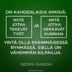 On kahdenlaisia ihmisiä… Quotes By Famous People, People Quotes, Wise Quotes, Lyric Quotes, Cool Words, Wise Words, Finnish Words, Lessons Learned In Life, Note To Self