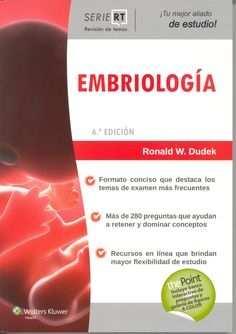 Buy or Rent Revisión de temas.Embriología as an eTextbook and get instant access. With VitalSource, you can save up to compared to print. Medical Anatomy, Editorial, Ebooks, Content, Products, Medicine, Texts, Goal, Flexibility