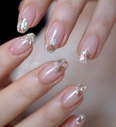 Discover cute and easy nail art designs for all occasions. Find inspiration for Easter, Halloween and Christmas and create your next nail art design. Nail Art Designs, Short Nail Designs, Nails Design, Cute Nails, Pretty Nails, My Nails, Opal Nails, Pretty Makeup, Gold Nail Art