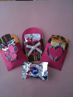 Valentine party favors - Scrapbook.com