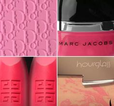 Marsha Lamia's Beau ty Hot Stuff and Hot Places: I am blushing with pink!  Christian Dior Marc Jaco...