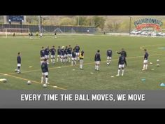Possession with Purpose: Turning Your Possession into a Dangerous Weapon - Frank Kohlenstein Football Training Drills, Hockey Drills, Soccer Gifs, Soccer Videos, Passing Drills, Soccer Skills, Girls Soccer, Soccer Coaching, Karate