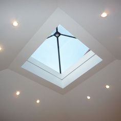 Our fixed pyramid skylights are an industry-leading standard. Choose between square, elongated or octagonal pyramids, all of which feature dual-color as standard, thermally broken frame, glass-to-glass joints and optional internal light for the square