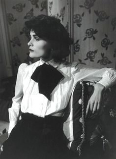 Coco Chanel 1913...she had a mind of her own and always looked good :)