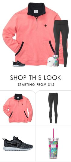 """""""youth group tonight!!!!!!"""" by secfashion13 ❤ liked on Polyvore featuring Southern Proper, Under Armour, NIKE and Lilly Pulitzer"""