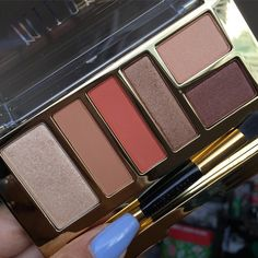 Red Lipstick Diaries: Milani Everyday Eyes Eyeshadow Collection in Earthy Elements