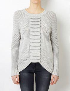 Sass & Bide Moves Like Hendrix cable knit jumper