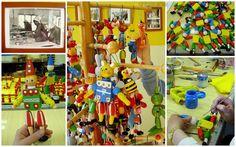 Климовская фабрика деревянной игрушки
