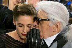 Os melhores momentos da dobradinha Chanel e Kristen Stewart