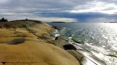 Luontopolku Suomen Eteläisimmässä Kärjessä Hangon Tulliniemessä | Retkipaikka Archipelago, Finland, Beautiful Places, Wildlife, Coast, Hiking, Landscape, Beach, Water
