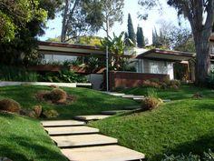 Richard Neutra house 1961