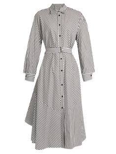 Striped cotton shirtdress | Rachel Comey | MATCHESFASHION.COM