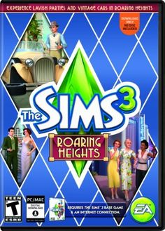 The Sims 3 Roaring Heights World [Online Game Code] by Electronic Arts, http://www.amazon.com/dp/B00HU9RKBQ/ref=cm_sw_r_pi_dp_lt.dub1N3HGJC