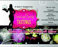 Sweet & Savory Tastings