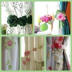 Crochet flower idea. More #DIY projects >> www.wonderfuldiy.com