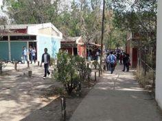Presencia militar en colegio de Tegucigalpa amenazado por la delincuencia