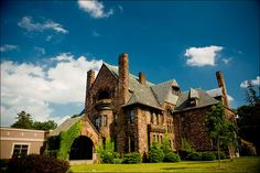 Bellhurst Castle in the Finger Lakes
