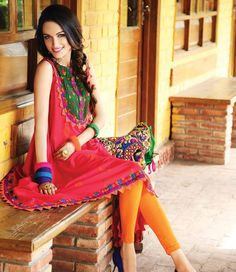 Pakistani Fashion Designer #Kurti