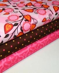 Michael Miller Fabrics - Andalucia Pink Fat Quarter Bundle