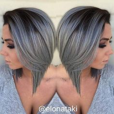 @elonataki with a cool grey. Don't usually post mirror shots but color too good.