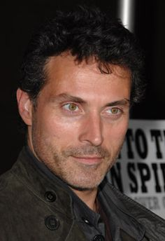 Rufus Sewell at an event for The Man in the High Castle (2015)