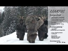 Krampus in Austria: Krampus run 2019 Austria, Videos, Lion Sculpture, Statue, Youtube, Video Production, Sheepskin Rug, Wood Carvings, Youtubers
