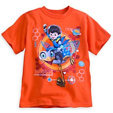 Miles and Merc Tee for Boys