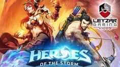 Heroes of the Storm (News) - Alexstrasza & Hanzo New Heroes at BlizzCon ...