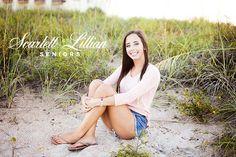 SARAH | SENIOR PIC PHOTOGRAPHER IN JACKSONVILLE, FL | Jacksonville Senior Photographer // Scarlett Lillian Seniors