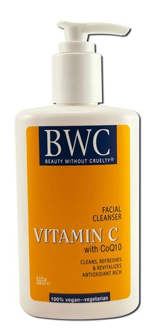 Beauty Without Cruelty Facial Cleanser Vitamin C with Coq10 -- Check this awesome product by going to the link at the image.
